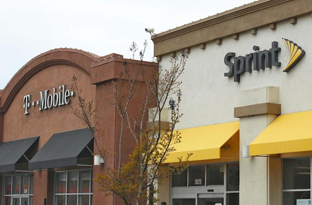 T-Mobile and Sprint pitch FCC on the merits of their merger