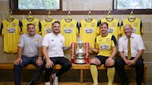 After 125 years, Cheddar are looking grate! The Cheesemen are finally on an FA Cup roll
