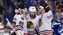 Blackhawks admit they're rebuilding in letter to fans