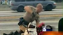 CHP Officer in Videotaped Freeway Beating Could Face `Serious` Criminal Charges