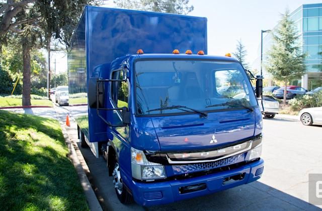 Daimler's electric trucks start making deliveries in Japan and US