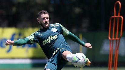 Zé Rafael revela conversa inusitada com Abel Ferreira após final da Copa do Brasil
