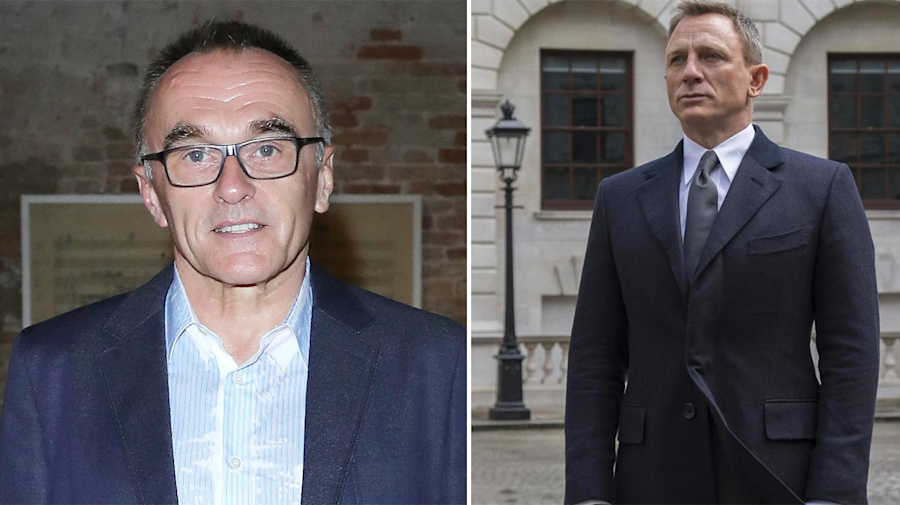Danny Boyle's replacement as Bond director revealed