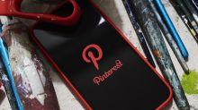 Pinterest Sales Fall Short on Less-Lucrative Overseas Growth