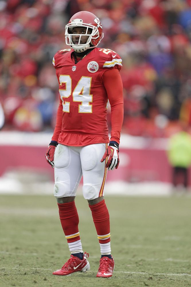 Chargers agree to deal with CB Brandon Flowers
