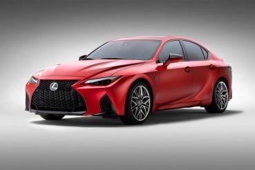 重溫過去美好戰役,Lexus IS 500 F Sport Performance重回V8引擎懷抱!