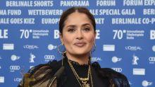 Salma Hayek responds to Hilaria Baldwin's heritage controversy: 'We all lie a little bit'