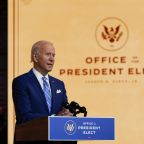The Latest: Biden urges Americans to forgo big Thanksgiving