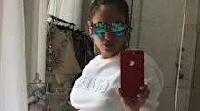 Los súper abs de Jennifer Lopez