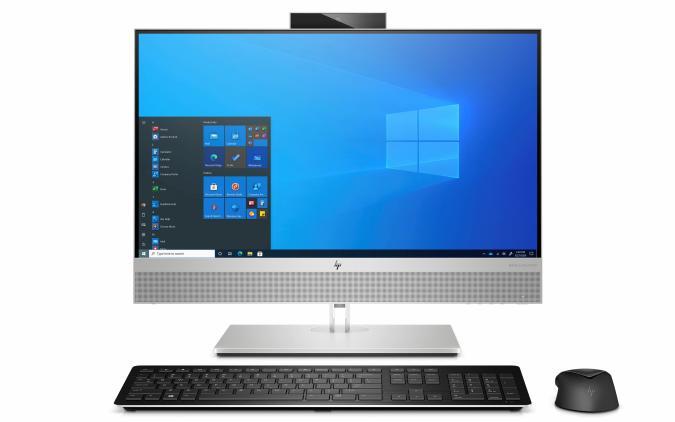 HP EliteOne 800 G8 desktop PC.