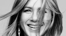Jennifer Aniston Talks Effortless Hair, Easy Style (and Keeping Her Wedding Pics Secret)