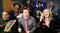 """Adele Does Classroom Instrument Version of """"Hello"""" With Fallon"""