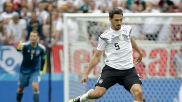 """K.o.-Spiel"" gegen Schweden: DFB-Elf wohl ohne Hummels"