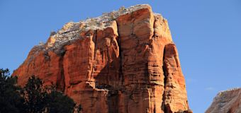 Zion National Park reports hiker falls to his death