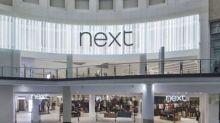Next raises profit target after mini-heatwave