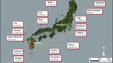 Japan Gold Acquires a Dominant Position in Kyushu with the Addition of Five New Gold Projects