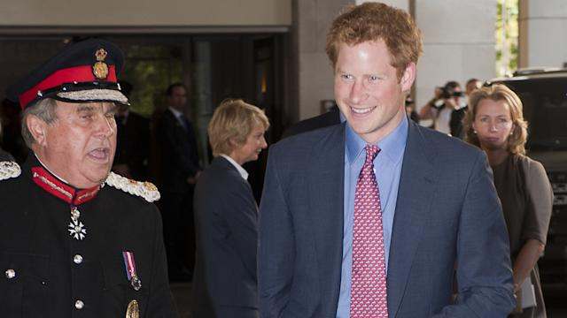 Prince Harry Beats Out George Clooney as Most Eligible Bachelor in The World