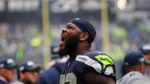 Seattle Seahawks re-sign defensive end Branden Jackson