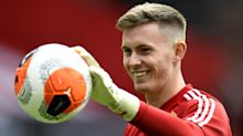 England boss Southgate: Logical for Henderson to stay at Man Utd