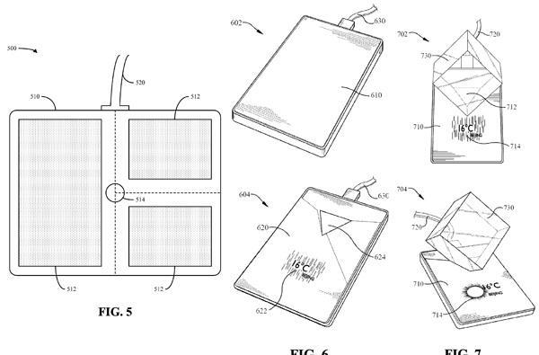 Microsoft dreams of smart charging pad with information display (update: prototype pics and video)