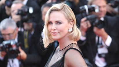 Theron's 'heartbreaking' discussion with daughters