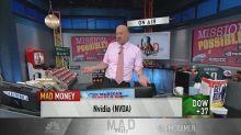 Cramer: Boeing, Nvidia, Mastercard, Idexx all headed high...