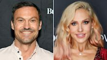 Brian Austin Green Says He and Sharna Burgess Don't 'Have Any Labels' But Things Are 'Going Really Well'