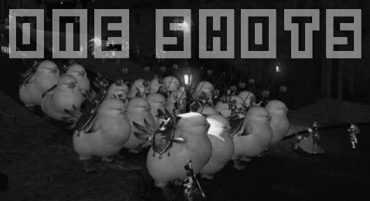 One Shots: Chubby chocobos on parade