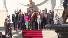 Maduro: piloto rebelde planeaba atentado contra embajada