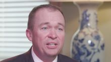 Mick Mulvaney: 'The appetite for spending reductions is very low'