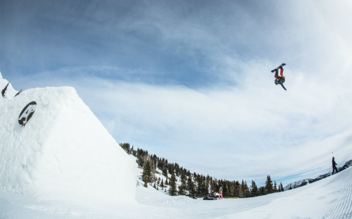 Fuller will be racking up the practice runs as next year's Olympics draw nearer