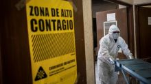 Mexican president defends record as virus toll soars