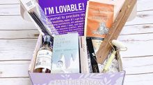 This popular self-care subscription box is on sale, today only: 'My personal therapy every month'