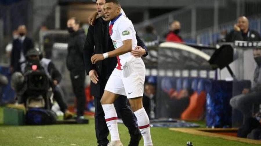 Foot - L1 - PSG - Mauricio Pochettino traitera Kylian Mbappé «de la même manière» même s'il ne prolonge pas au PSG