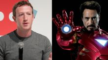 Mark Zuckerberg's creating his own JARVIS, which Robert Downey Jr has offered to voice