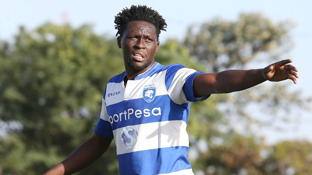 KPL transfers: AFC Leopards release their star man