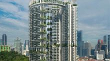 CapitaLand's One Pearl Bank goes green