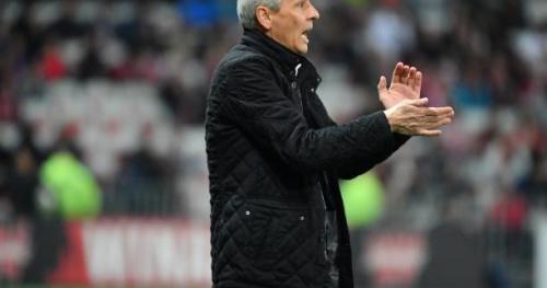 Foot - L1 - Nice - Lucien Favre (entraîneur de Nice) : «C'était une rencontre très difficile»