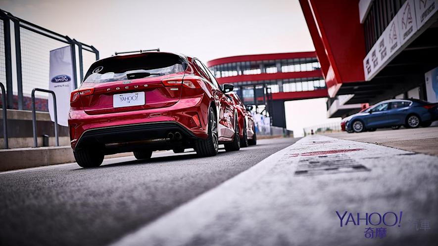 殺彎後、更清晰!Ford Focus ST-Line賽道體驗 - 5