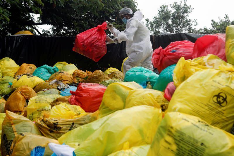 Coronavirus disease (COVID-19) outbreak in Mumbai