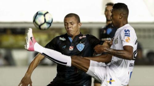 Bruno Henrique revela dores e se encanta com gol em vitória do Santos
