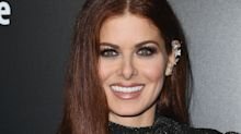 'I don't wash my hair every day': Debra Messing spills her beauty secrets