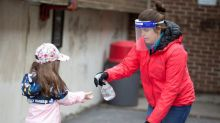 Coronavirus angst as Canadian schools start to open