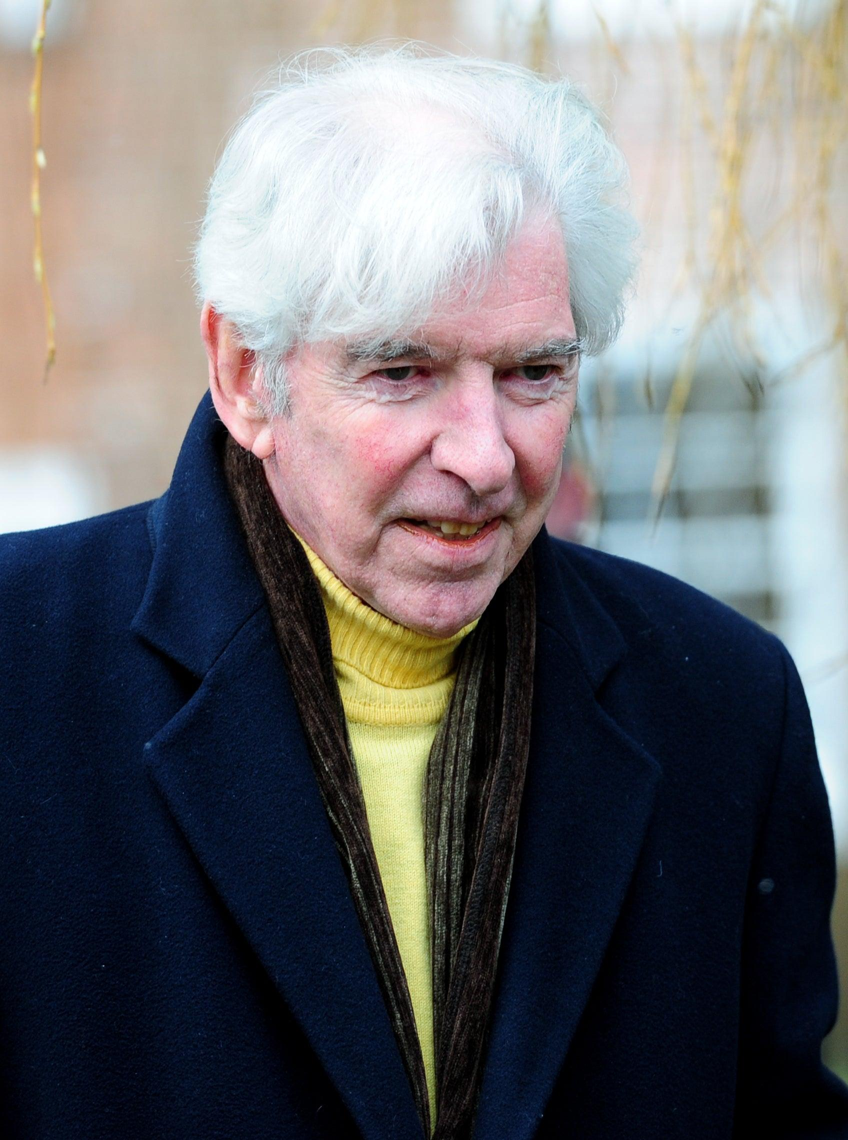 Comedian Tom O'Connor dies aged 81 after battle with Parkinson's