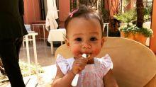 Luna, la hija de John Legend y Chrissy Teigen, es el nuevo bebé estrella de Instagram