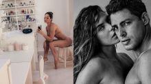 """Mayra se inspira em Mariana e Cauã para posar nua e brinca: """"Falta o marido"""""""