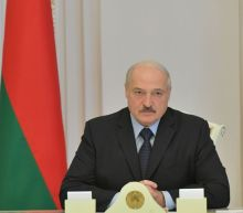 EU eyes sanctions over disputed Belarus election 'as soon as end-August'