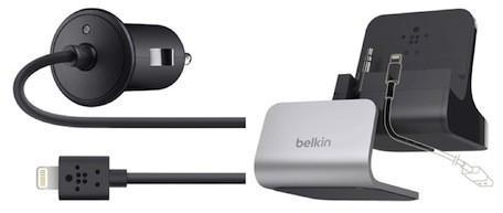 Belkin introduces authorized Lightning accessories for iOS devices