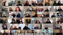 Vancouver Choir Turns 'All I Want For Christmas Is You' Into Pandemic Anthem