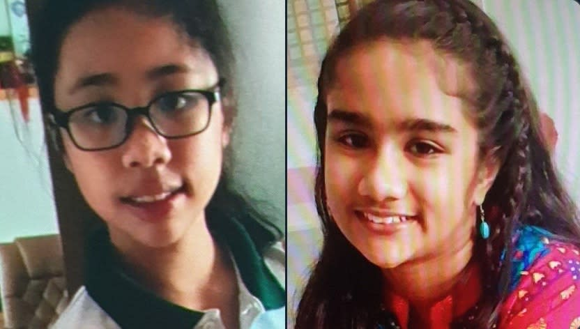 Police looking for two missing 11-year-old schoolgirls last seen at Seletar Mall